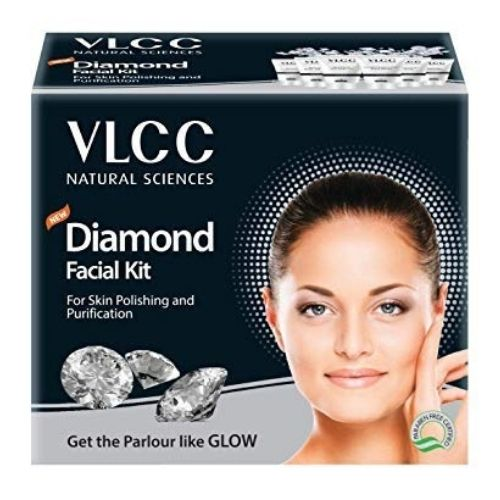 VLCC diamond facial kit 60gm