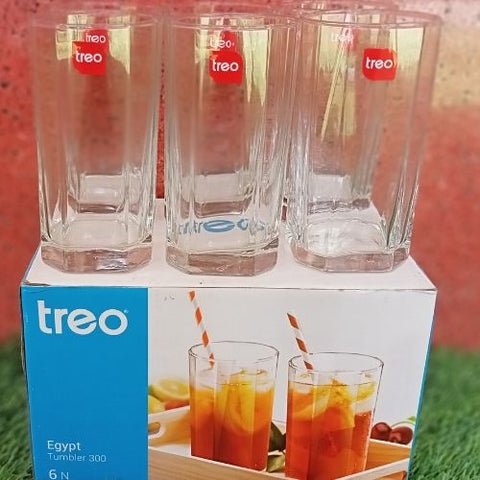 treo egypt tumbler set 300ml set of 6