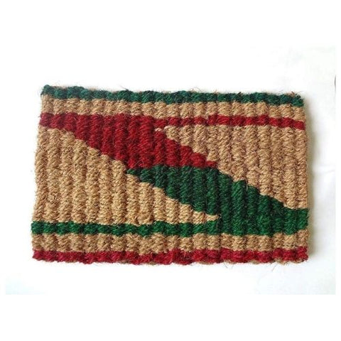 Traditional Door Mat (Multicolour, Coconut, Large)