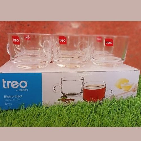 Treo Bistro Elect Tea Mug 135ml set of 6pcs