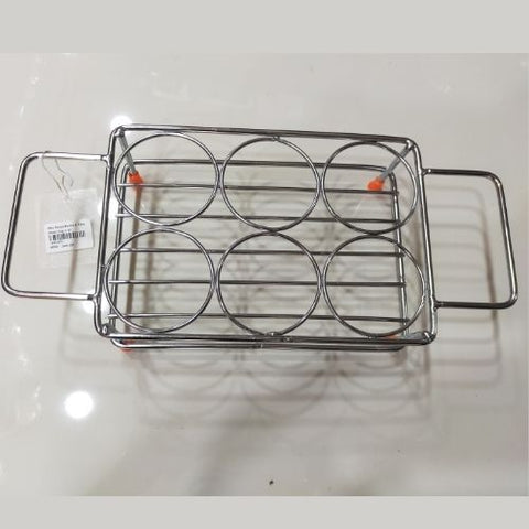 Glass Tray Side Handle