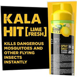 HIT Mosquito and Fly Killer Spray, Lime Fragrance 400ml