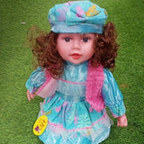 Tady & Soft Toys- 2078-001 (Baby Girl Doll)
