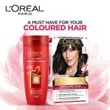 Loreal Paris Excellence New (25g+25ml) Amonia Triple care colour (Dark Brown)