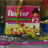 Toys India Doctors Set- The complete Doctor set for kids