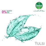 Dettol trusted Protection with tulsi 5N+75g