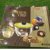 Live's Super Chef 8pcs set