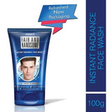 Fair & Handsome Instant Radeance 100g face wash