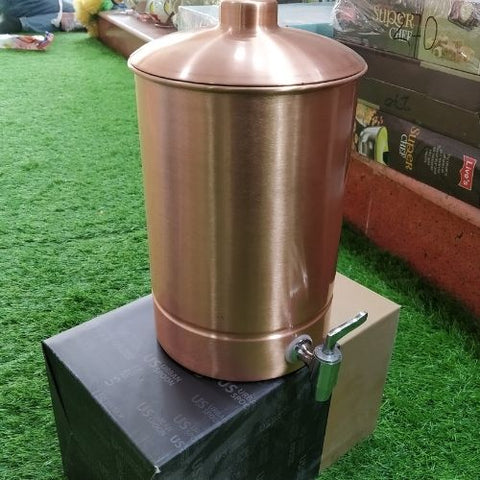 US copper water Dispenser 4200ml