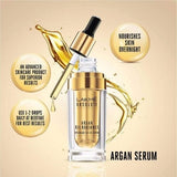 Lakme Absolute Argan Oil Radiance Overnight Oil-In-Serum, 15 ml