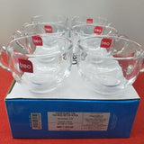 Treo vigor Elect 135 tea mug set of 6pcs.