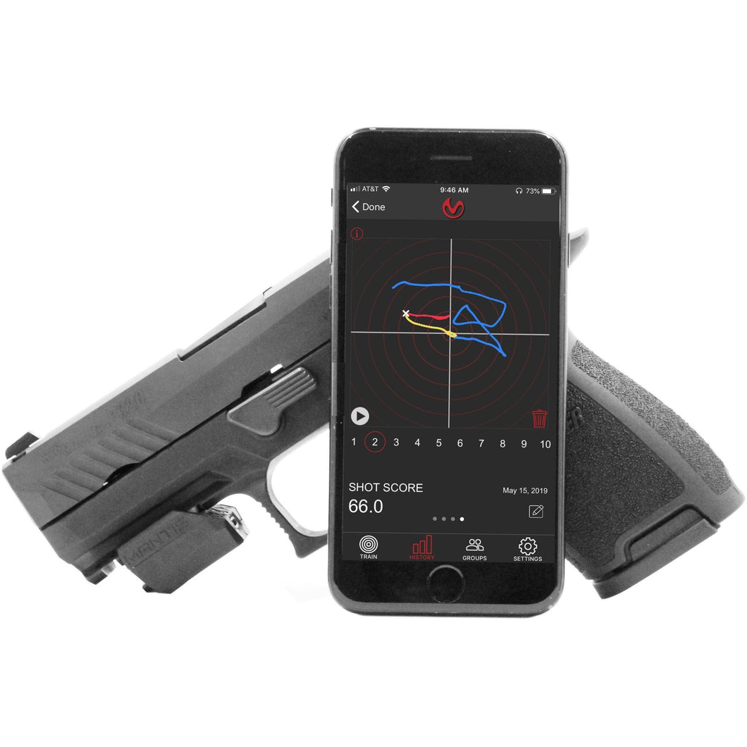 Mantis X2 – Shooting Performance System - MantisX.de