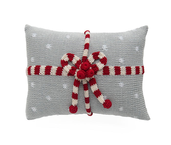Gift Mini Pillow, Grey