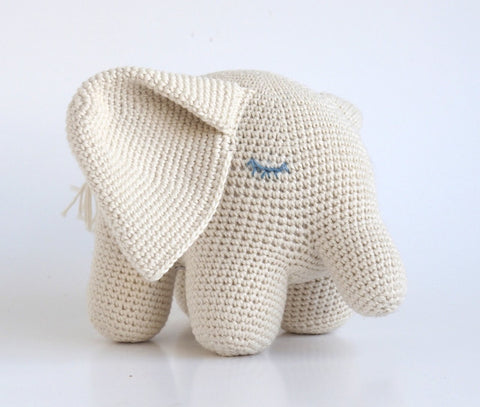 Mama Elephant, 100% Organic Cotton