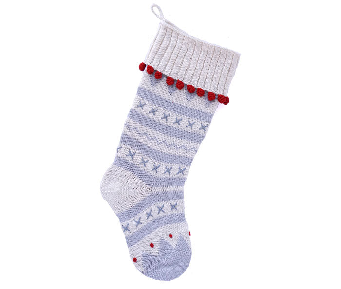 X-Stitch Stocking