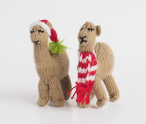 Camel Ornament- set of 2