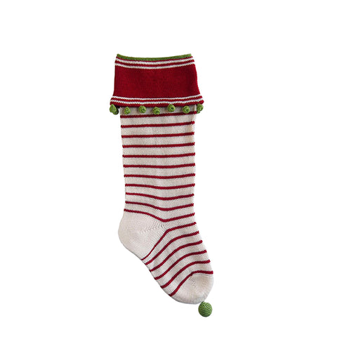 Thin Stripe Stocking