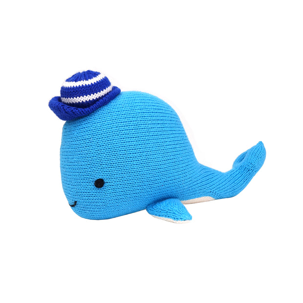 Whale with Cap 1