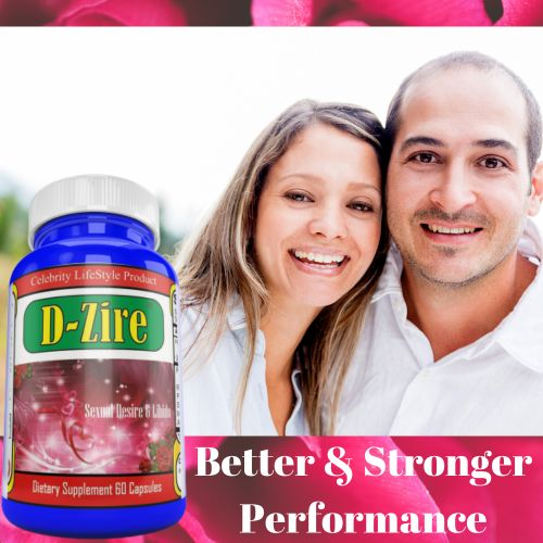 Female Libido Support Supplements-60ct