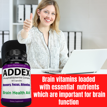 Brain Supplement For Men & Women 60 count