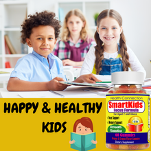 Kids Brain Booster Vitamins- 60ct