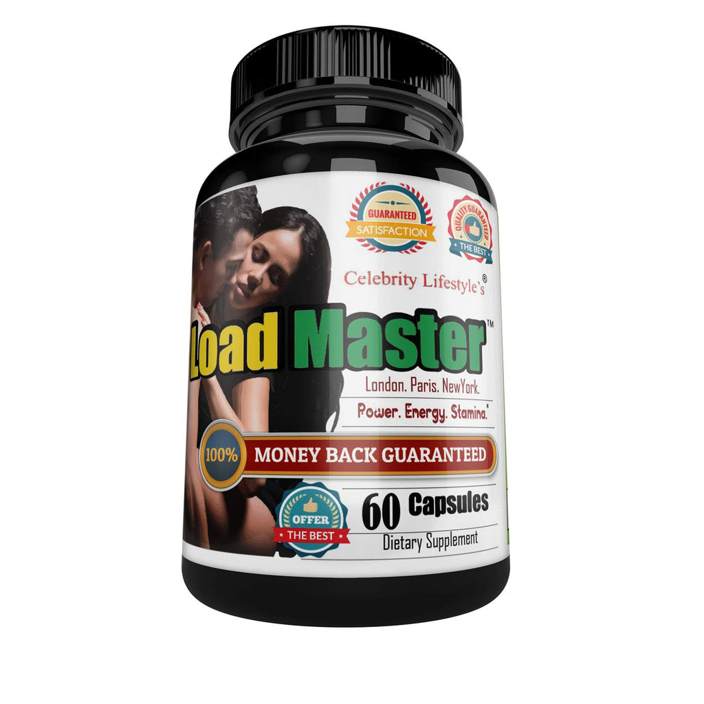 Male Testosterone Booster Libido Enhancer- 60ct