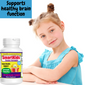 Kids Brain Chewable Omega 3 Gummies Supplements