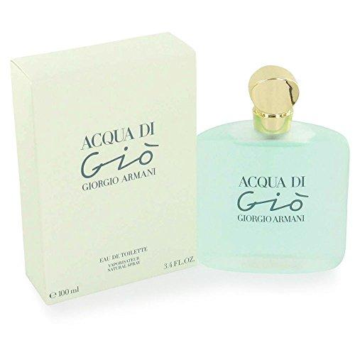 Acqua Di Gio for Women by Giorgio Armani EDT-3.4oz