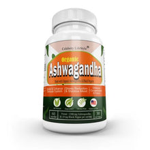Ashwagandha Capsules for Stress Relief