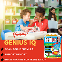 Brain Supplement for Kids-60ct