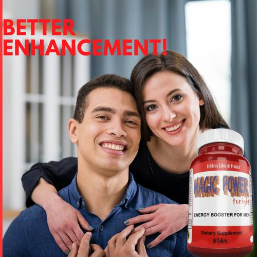 Male Enhancement Supplements, Testosterone Libido Booster