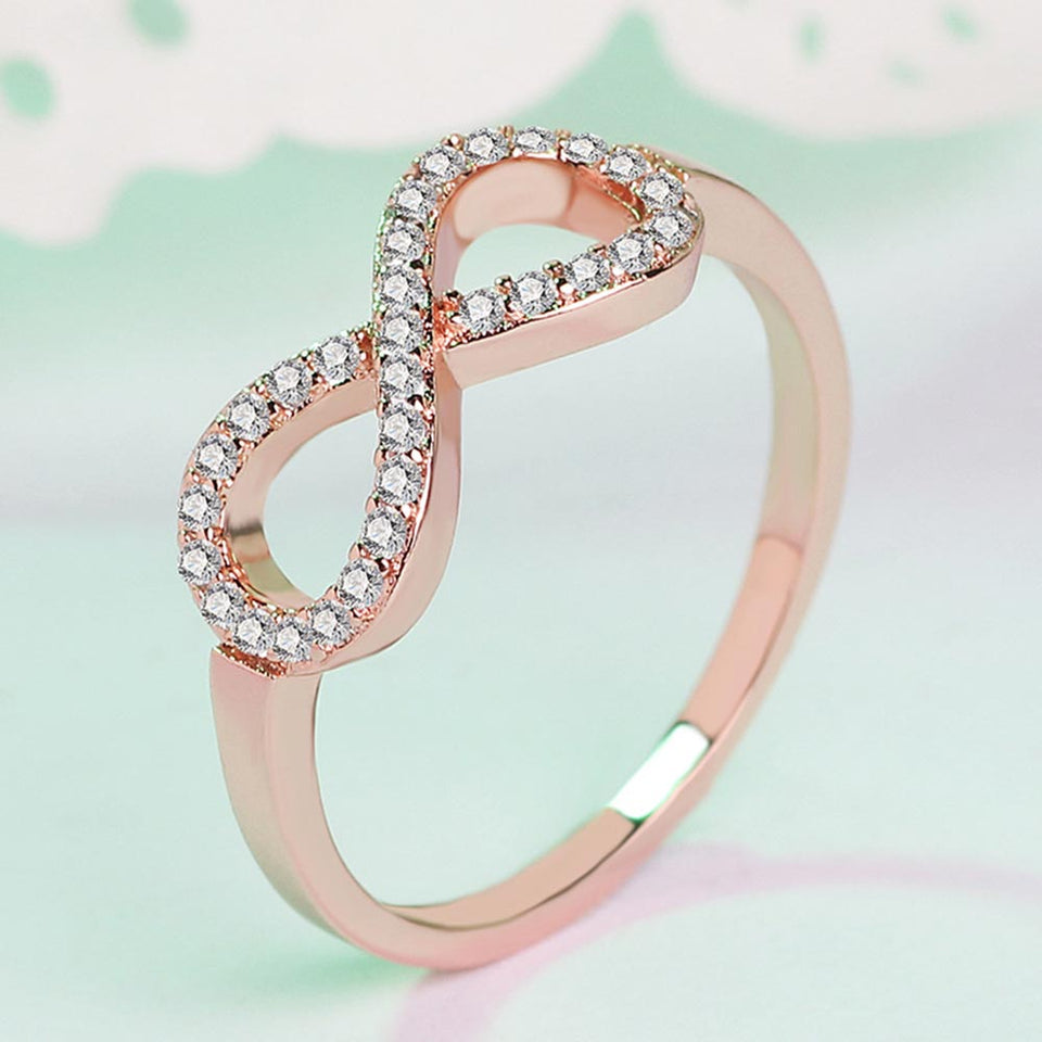 Exaggerated Infinite Ring
