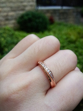 Wedding Promise Ring