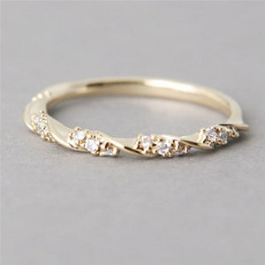 Bling Crystal Ring
