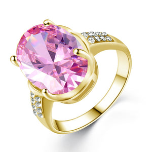 Oval Princess Ring