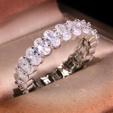 Luxury Style Charm Ring
