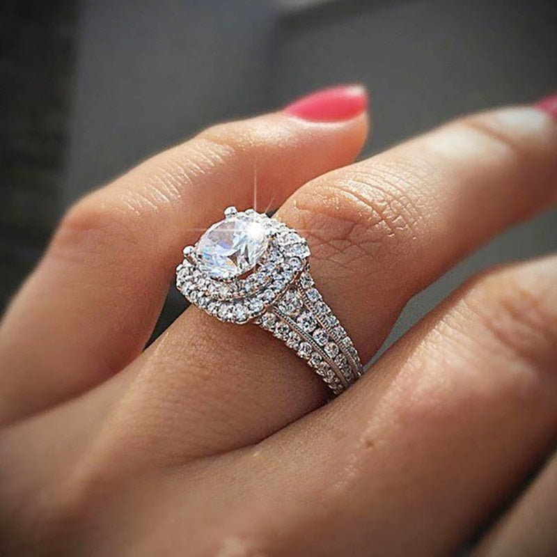Wedding Proposal Ring