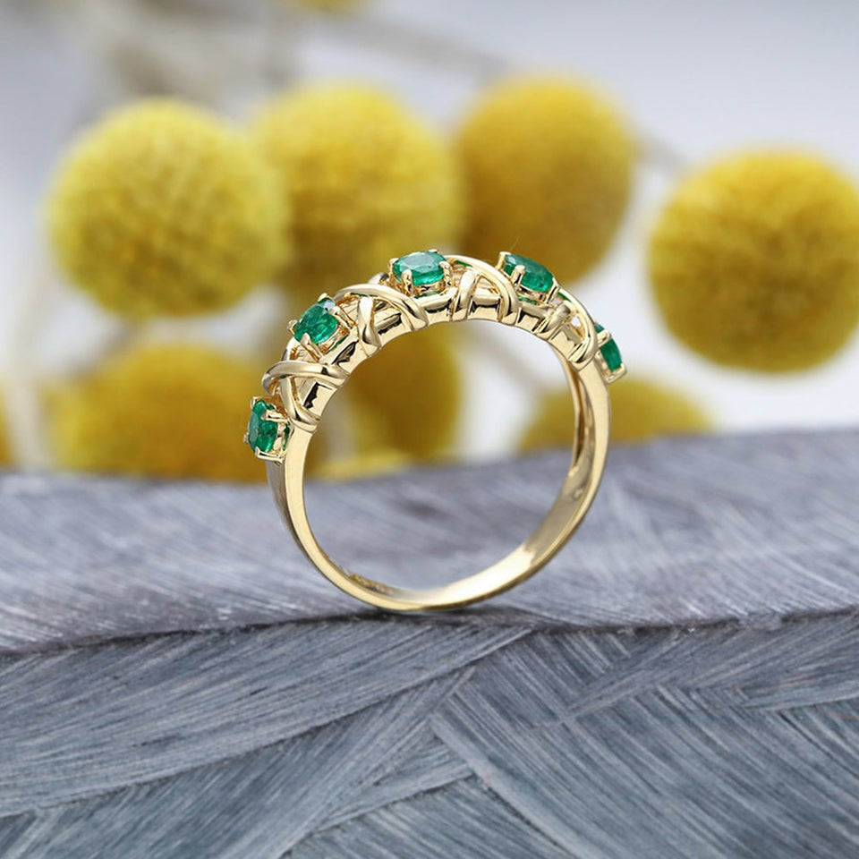Luxury Intertwine Ring
