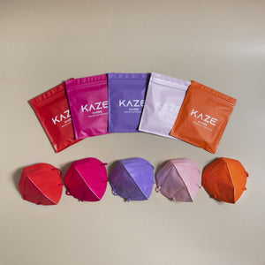 Vibrant Series Face Masks - All
