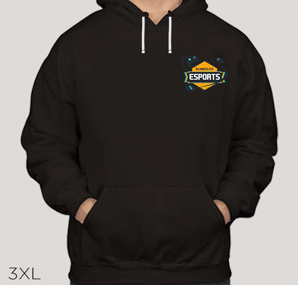 Business of Esports Logo Hoodie