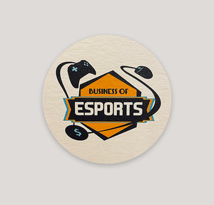 Business of Esports Coasters (Pack of 5)