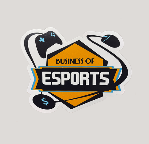 Business of Esports Magnet (Pack of 2)