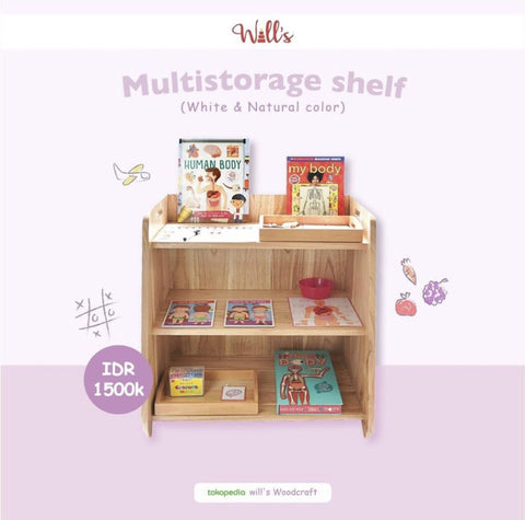 Will's Multistorage Shelf