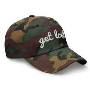 Get Lost! Dad hat