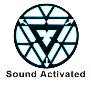 LED Sound Activated Shirt