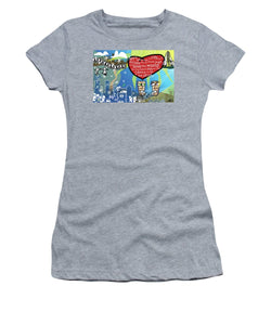 Ode to Chicago - Women's T-Shirt