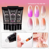 Temperature Poly Nail Gel Extension Gel 30ml