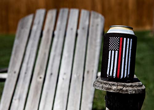Thin Red Line Can Coolers 6-Pack