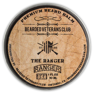 The Ranger Beard Balm