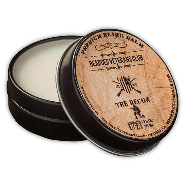 The Recon Beard Balm